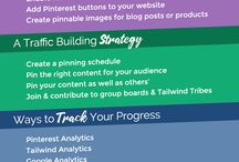 Pinterest Tips / How to use Pinterest. Making the most from your Pinterest profile. Using Pinterest for business.