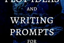 Writing/books/ideas