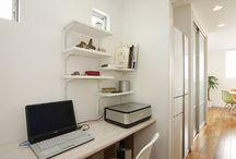 ユーティリティー / 多目的スペースで便利な自分らしい空間