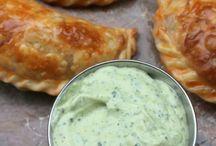 adereso mayonesa de palta y cilantro