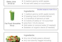 Detox juice diet