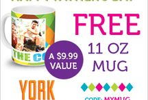 Coupons and Internet Deals