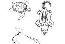 Reptiles anfibios