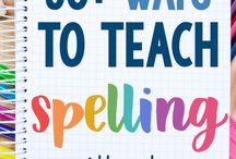 Homeschool: Spelling Fun / Homeschool Spelling resources