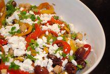 Mediterranean food / by Joy Lohse