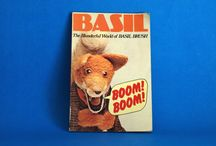 Basil Brush 1970s