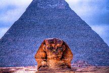 Pyramids / by Mark H.