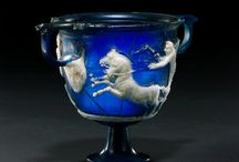 Roman ceramic & glass