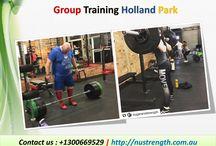Group Training Holland Park