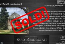 Sold and Rented / Properties sold by Varo Real Estate