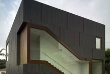 MuSh / Private Residence in Los Angeles California that uses custom VMZINC Interlocking panels.