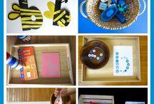 montessori letters