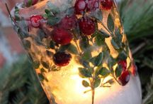 Winter Decor / by Kristin Howard