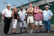 """Storage Wars: Texas / TV reality stars from """"Storage Wars: Texas."""""""