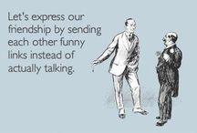 Funnies / by Cynthia Cole Cabanillas