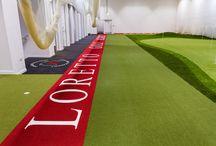 Case Study: Loretto Golf Academy / Sektor Partitioning