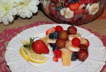 Best Glazed Fruit Salad