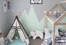 Wills bedroom