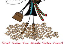 Corks4Coats / For every Middle Sister cork you save, we will donate $1 toward purchasing coats to keep people warm this winter.
