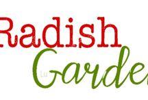 Radish Garden