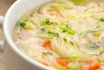 SOUPES / soupes chaudes ,froides,gaspacho exct...