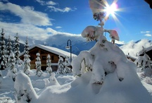 Verbier Ski Resort - Switzerland / Travel photography report of the famous luxury ski resort in Switzerland.