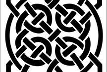 stencil / silhouette / pattern / šablóna / stencil / silhouette / pattern / šablóna paper / cut / laser / vystrihovanie