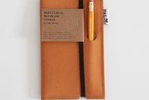 Notizhefte/Notebooks