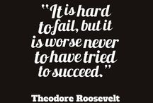 Quotes About Success / Success Quotes