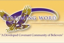 Follow Us! / by Redeeming Word Christian Center International - RWCCI