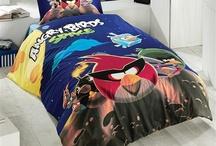 Angry Birds / Angry Birds Nevresim Takımları,artık evimm de sizlerle !