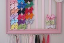 Hair Accessories Storage
