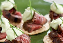 Beef Canapes