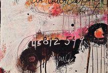 Marks & Scribble ART