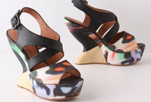 For the Love of Shoes / my imaginary shoe closet / by Angela Rumel