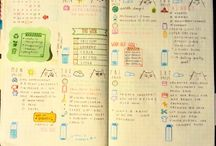 Creative - Bullet Journals and more