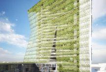 Hotel_Green Facade