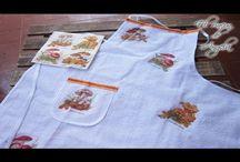 decoupage textiles