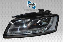 1x Original Scheinwerfer Bixenon Xenon AHL mit Kurvenlicht Audi A5 S5 8T 8T0941003AG