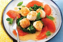 Fish & Seafood / by Clean Eating