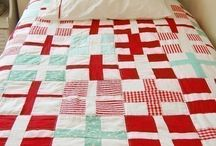 sewing and quilting / by Lynda Pacini