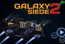Galaxy Siege 2 E01 Walkthrough GamePlay Android Game