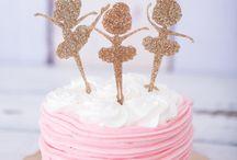 Recital cake ideas