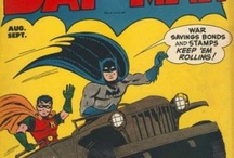Batman / by Tom Bristow