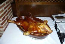 ROAST LAMB & ROAST PIG / FOOD