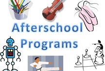 After School Activities / An after school activity is any organized program which invites youth to participate outside of the traditional school day.