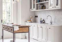 Ανακαίνιση κουζίνας / Ντουλάπια, επενδύσεις τοίχου, δάπεδα, διακόσμηση κουζίνας