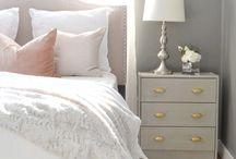 MASTER BEDROOM / Bedroom / Decor / Bedding / Layout / Remodel