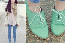 Zapatos / Happy feet / by María Ortega