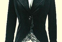 victorian inspired clothes / by Lisa Bartlett Hall